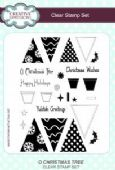 Creative Expressions - O Christmas Tree A5 Clear Stamp Set - CEC792